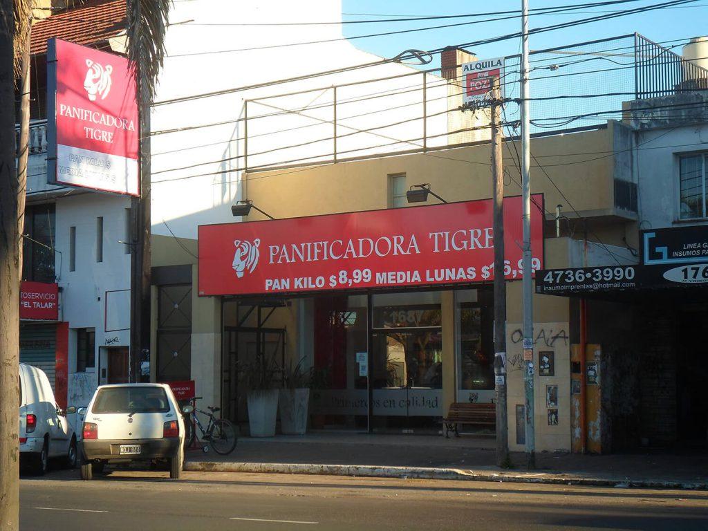 Panificadora Tigre S.A. R197 #1700, Pacheco