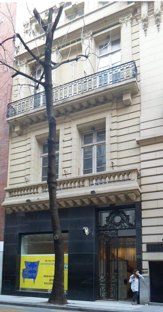 Petite hotel Montevideo y Quintana