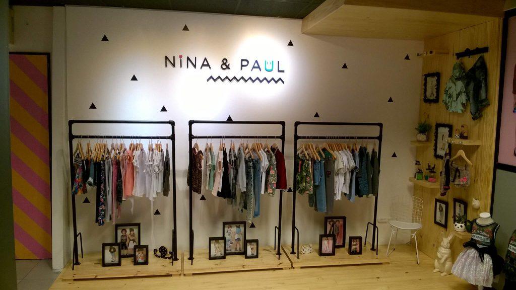 Show room Nina & Paul
